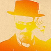 Heisenberg - 6 Art Print