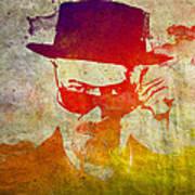 Heisenberg - 9 Art Print