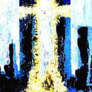 Held Before 9-11 Hope Art Print