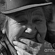 Helen The Grandmother Of Kapka Art Print