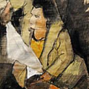 Helene #12 - Figure Series Art Print