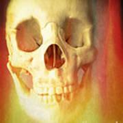 Hell Fire Art Print
