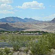 Henderson Nevada Desert Art Print
