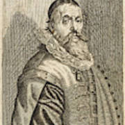 Hendrik Goltzius  Dutch Engraver Art Print
