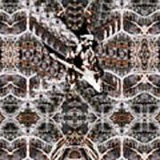 Hendrix Fusion Art Print