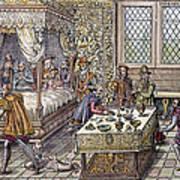 Henry II Of France, 1559 Art Print