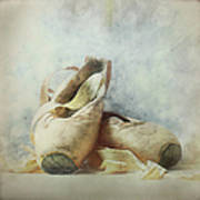 Her Life, Her World....her Shoes Art Print