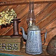 Herbs Art Print