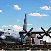 Hercules C--130 Art Print