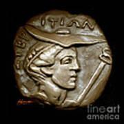 Hermes 2 Art Print by Patricia Howitt