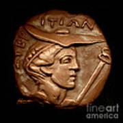 Hermes Or Mercury Art Print by Patricia Howitt