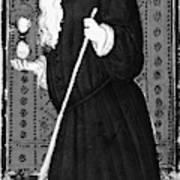 Hermit, 1430 Art Print