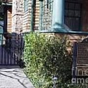 Hewlett Packard Garage Palo Alto California Art Print