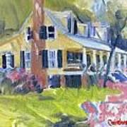Heyward House Art Print