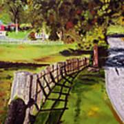 Hidden Brook Farm Art Print