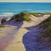 Hidden Dunes Art Print by Graham Gercken