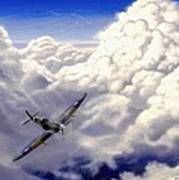 High Flight Art Print by Michael Swanson