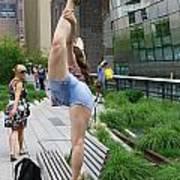High Line Exhibitionist Art Print