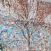 High Line Palimpsest Art Print