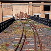 High Line Spur Art Print