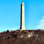 High Point Monument Nj Art Print