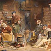 Highland Hospitality Art Print