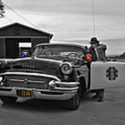 Highway Patrol 5 Art Print