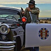 Highway Patrol 6 Art Print