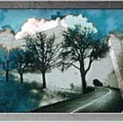 Highway To Heaven Art Print