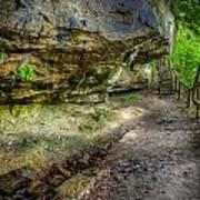 Hiking Trail Art Print