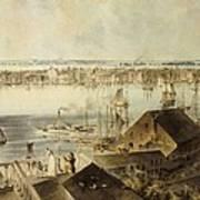 Hill, John William 1812-1879. View Art Print