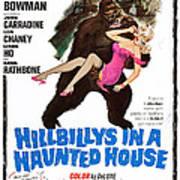 Hillbillys In A Haunted House, Bottom Art Print
