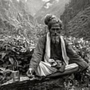 Himalayan Art Print