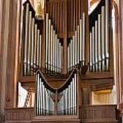 Himmerod Abbey Organ Art Print