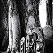 Hindu Shrine Art Print