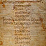 Hippocratic Oath Art Print