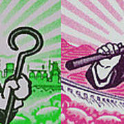 His And Hers Cultural Revolution Art Print