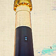 Historic Absecon Lighthouse Art Print
