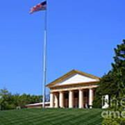 Historic Arlington House Art Print