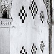 Symbol Of India Art Print
