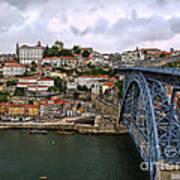 Historic Porto Art Print