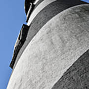 Historic St Augustine Lighthouse Print by Christine Till