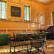 Historic Supreme Court Print by Olivier Le Queinec