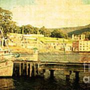 Historical Waters Art Print