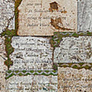 History Of Hill Ward Asylum Art Print