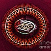 Hj-eye Art Print