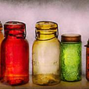 Hobby - Jars - I'm A Jar-aholic  Art Print