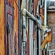 Hoboken After Sandy Art Print