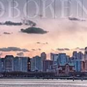 Hoboken  Art Print