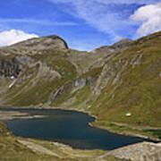 Hohe Tauern National Park Austria  Art Print